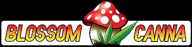 Blossom Canna Logo - Transparent Backgro