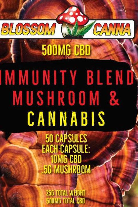 Immunity Blossom Canna CBD Capsule
