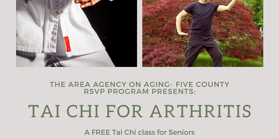 Tai Chi for Arthritis-Cedar City