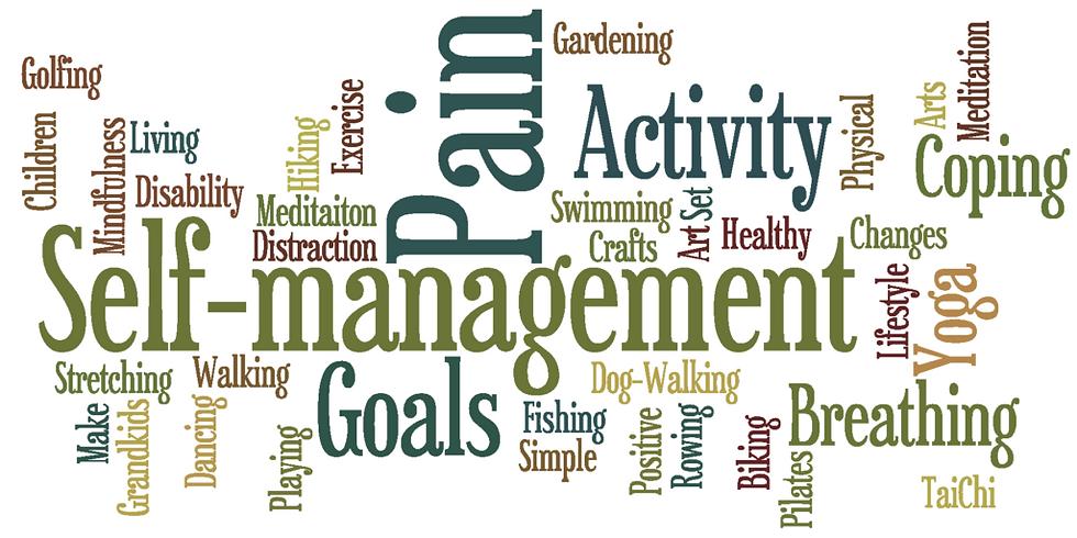 Chronic Disease Self Management-Online