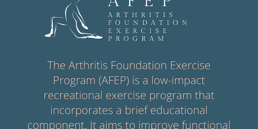 Arthritis Foundation Exercise Program