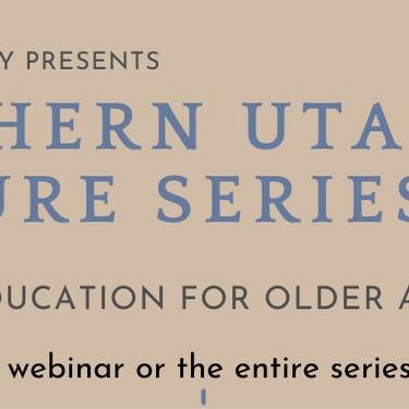 Southern Utah Seniors Lecture Series