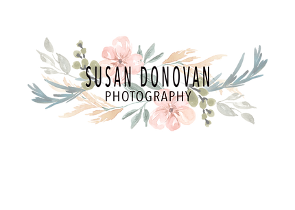 Susan Donovan Photography Logo, NH Photographer