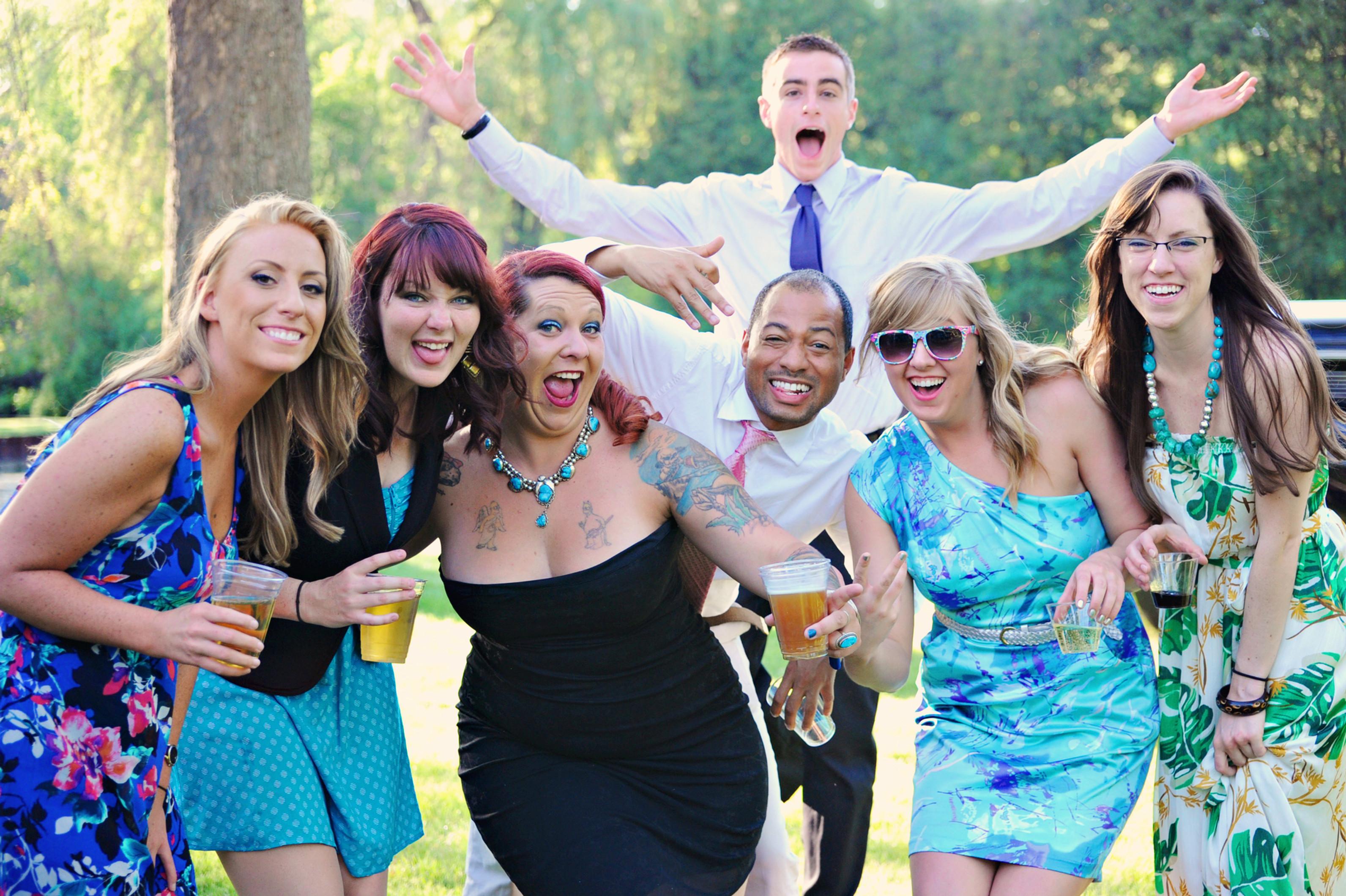 The Sweenie Wedding