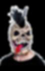skull rocker mask