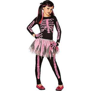 pink skeleton