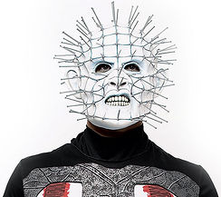 pin head mask