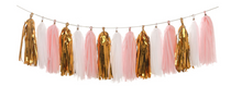 Rose Gold:Gold:White Tissue Garland.png