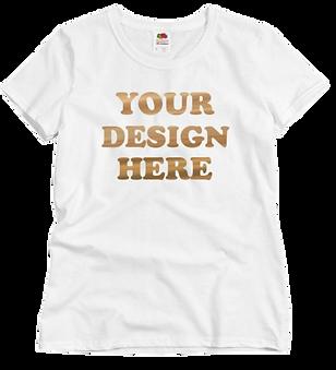 ADD-ON Custom T-Shirt