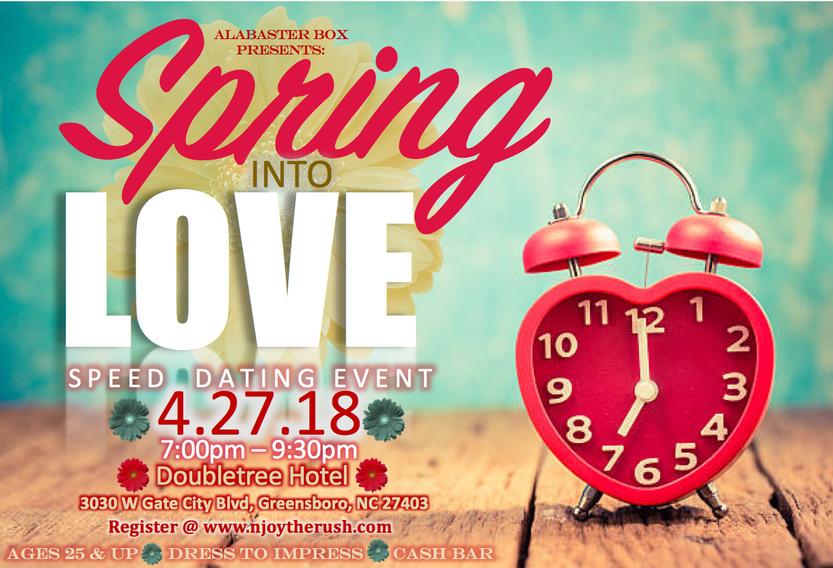Spring into Love
