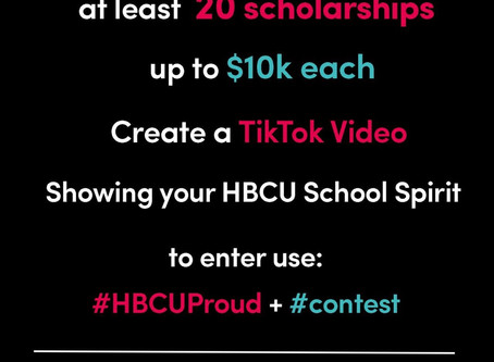 TikTok | TMCF Scholarship
