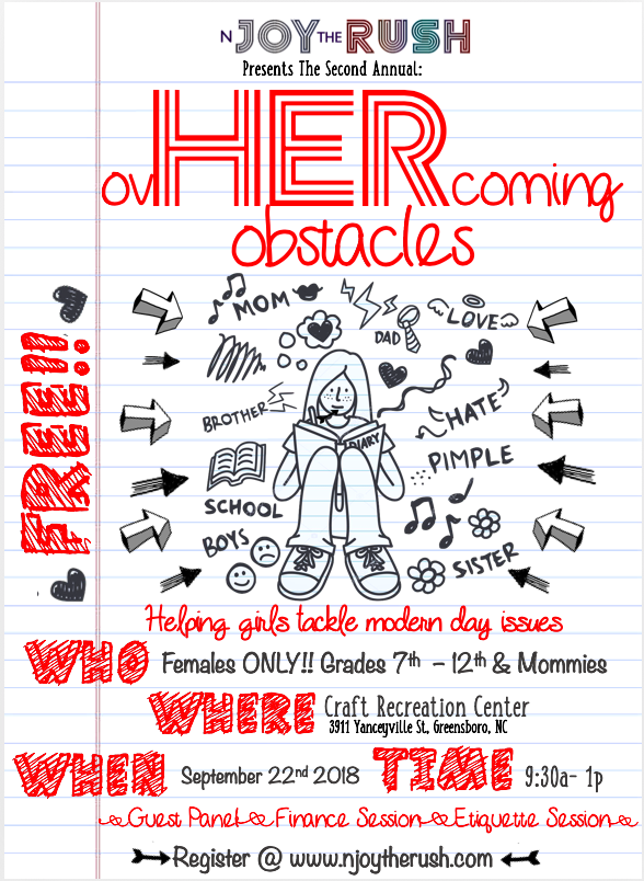 ovHERcoming obstacles