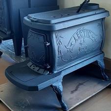 Box stove artic