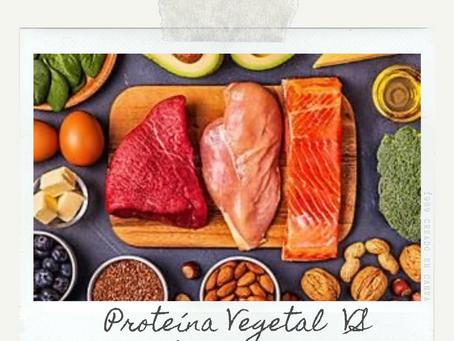 Hablemos de proteínas