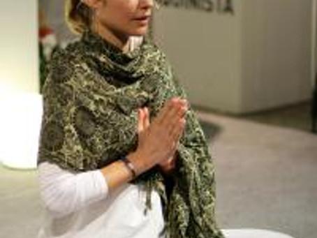 Master class de Yoga en La Maquinista