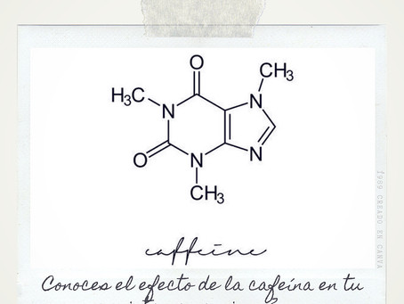 La cafeína y sus efectos
