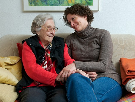 Tips for Handling Combativeness in a Senior Loved One with Dementia