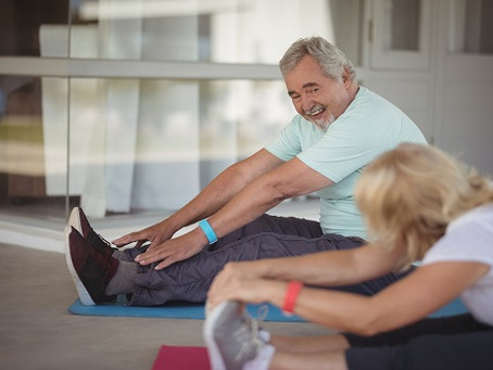 5 Tips for Encouraging Older Adults to Exercise More Often