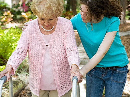 What Causes Mobility Loss in the Elderly?