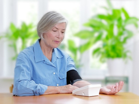 What Leads to High Blood Pressure in Aging Adults?
