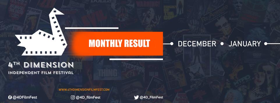 FDIFF DECEMBER-JANUARY RESULTS