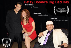 Betsy Boone's Big Bad Day