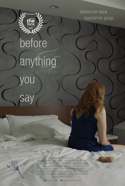 Before Anything You Say