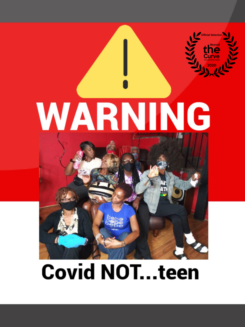 Covid not teen