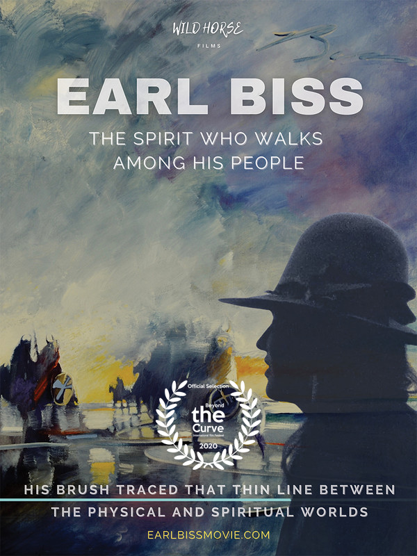 EARL BISS - The Spirit Who Walks Among H