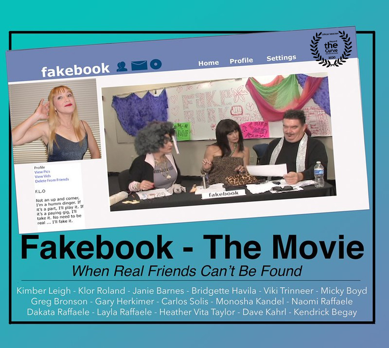 FAKEBOOK THE MOVIE