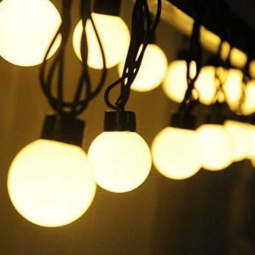 20- PVC fairy light bulb (warm white)