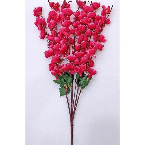 9-stem artifitial flowers