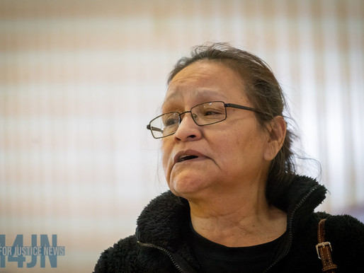 Family Demands Justice After BIA Killing at Standing Rock