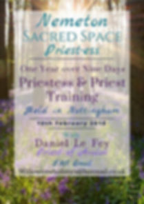 Nemeton Priestess Training