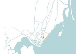Maputo, area of project Casa Minha