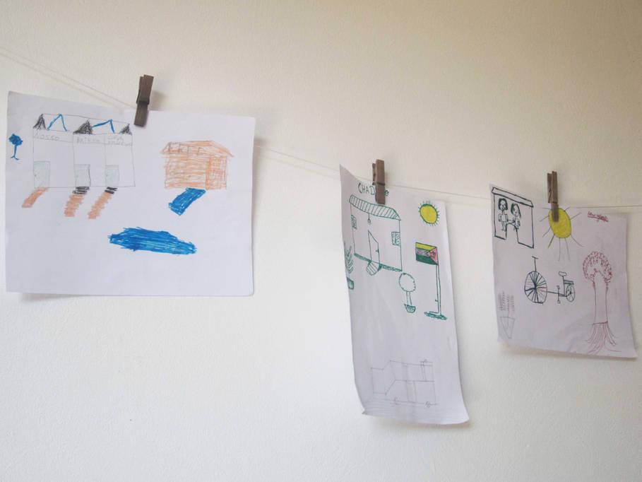 urban workshop with children 3