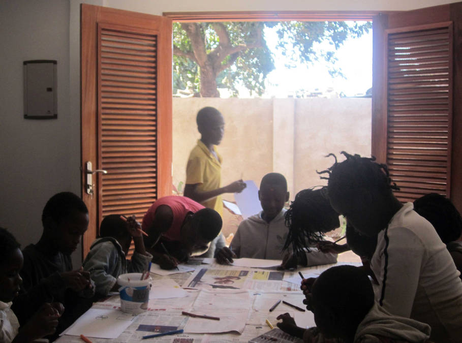 urban workshop with children 1