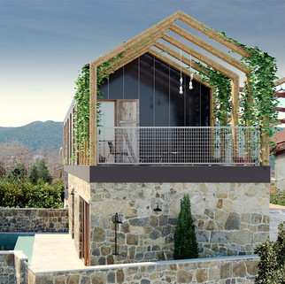Evrychou Cottage Extension