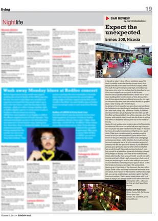 2012.10.07 Cyprus Mail