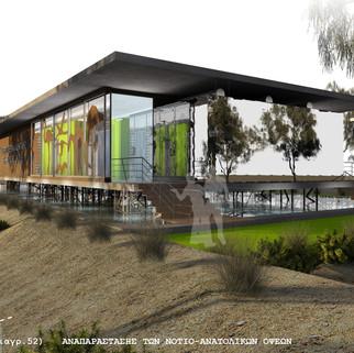 Larnaca Salt Lake Environmental Research Center