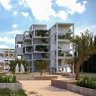 Agios Nicolaos Social Housing