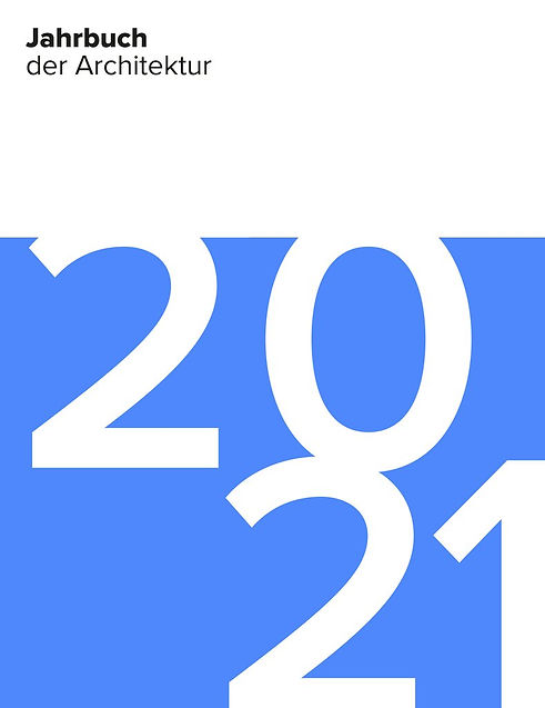 Jahrbuch der Architektur 20 21