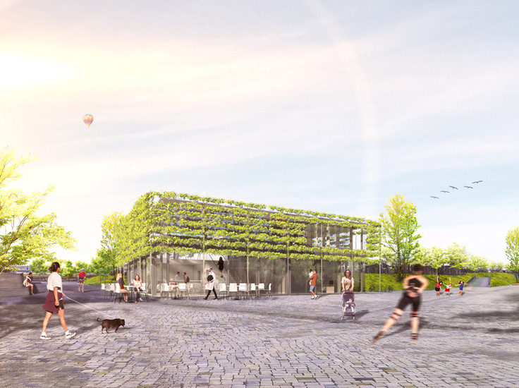 3 COMMUNITY HOUSES FOR THE HAFENCITY