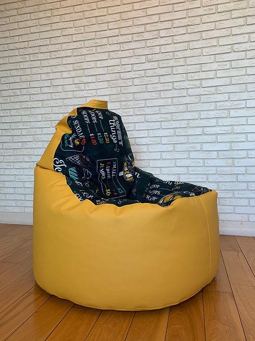 """Кресло мега ХЛ """"Айскрим"""""""