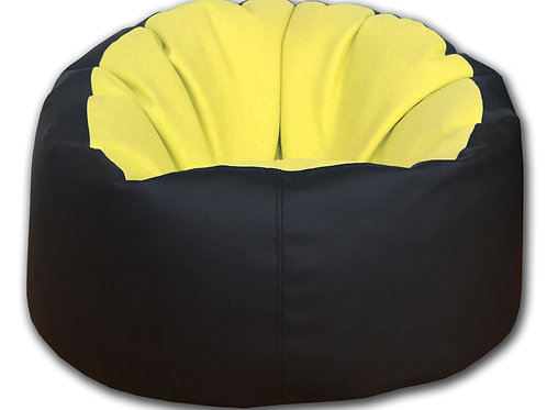 """Кресло """"Релакс желтое"""""""