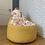 "Thumbnail: Кресло Мега ""Принцессы"" желтое"