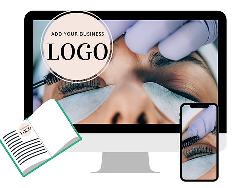 Lash Lift Online Training (Your Branding) Monthly Cost Starts @