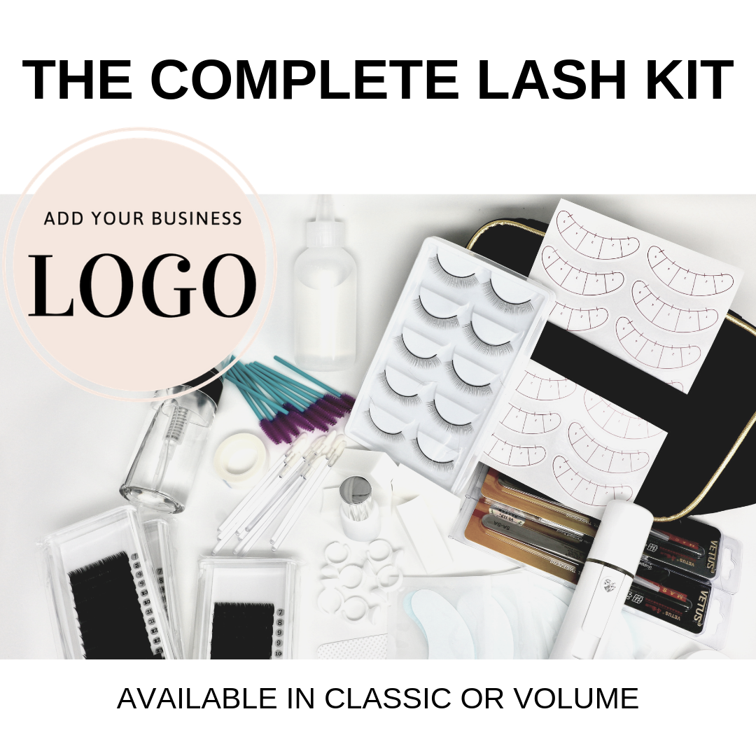 lash training kit