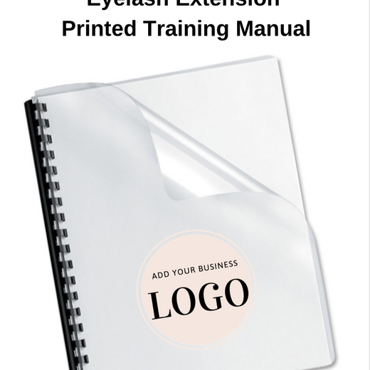 Easy Way to Create Your Own Lash Training Manual