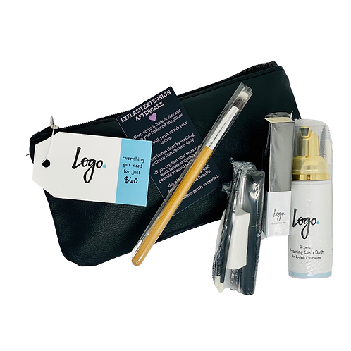 Client Aftercare Kits: Starts @